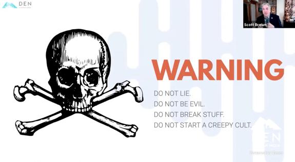 Do not be evil